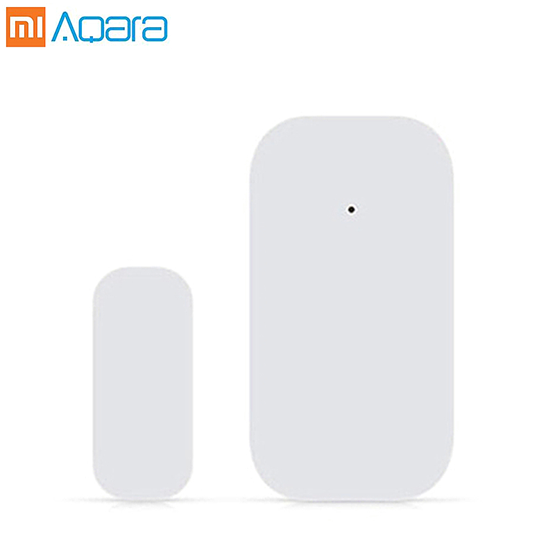 Aqara inteligente xiaomi janela porta sensor aberto detector de alarme segurança em casa wifi zigbee remoto sem fio para apple homekit mijia app