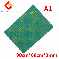 Film thickening A1 panel double-sided cutting pad cutting board pad engraving board cutting plate