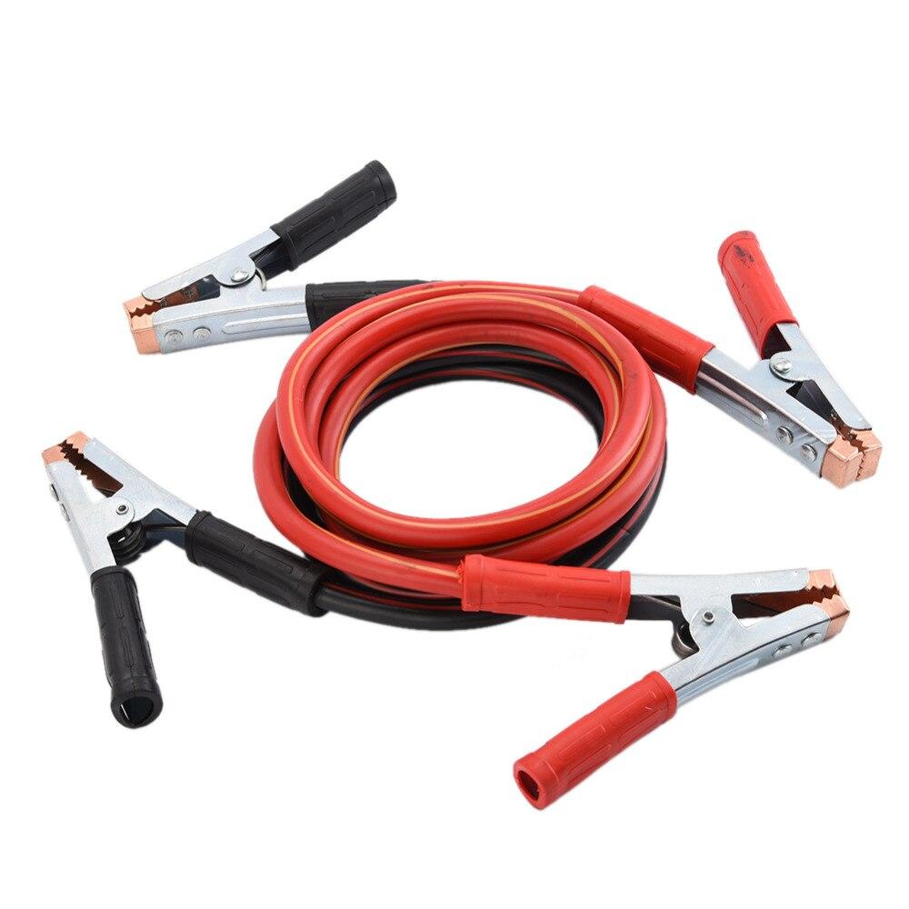 imágenes para 2 Metros 1000AMP Car Auto Booster Cable 1000 Amperios Coche Jumper Cable de Batería de Emergencia de Arranque Booster Cables Jumpers
