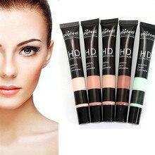 Dark Eye Circles Face Foundation Contour Concealer Hide Blemish Makeup Tool Face Makeup Base Concealer Foundation
