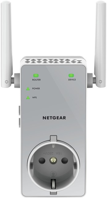 Netgear AC750 red transmisor 10/100Base-T (X) IEEE 802.11ac IEEE 802.11b... IEEE 802,11g IEEE 802.11n IEEE 802.11ac IEEE 80