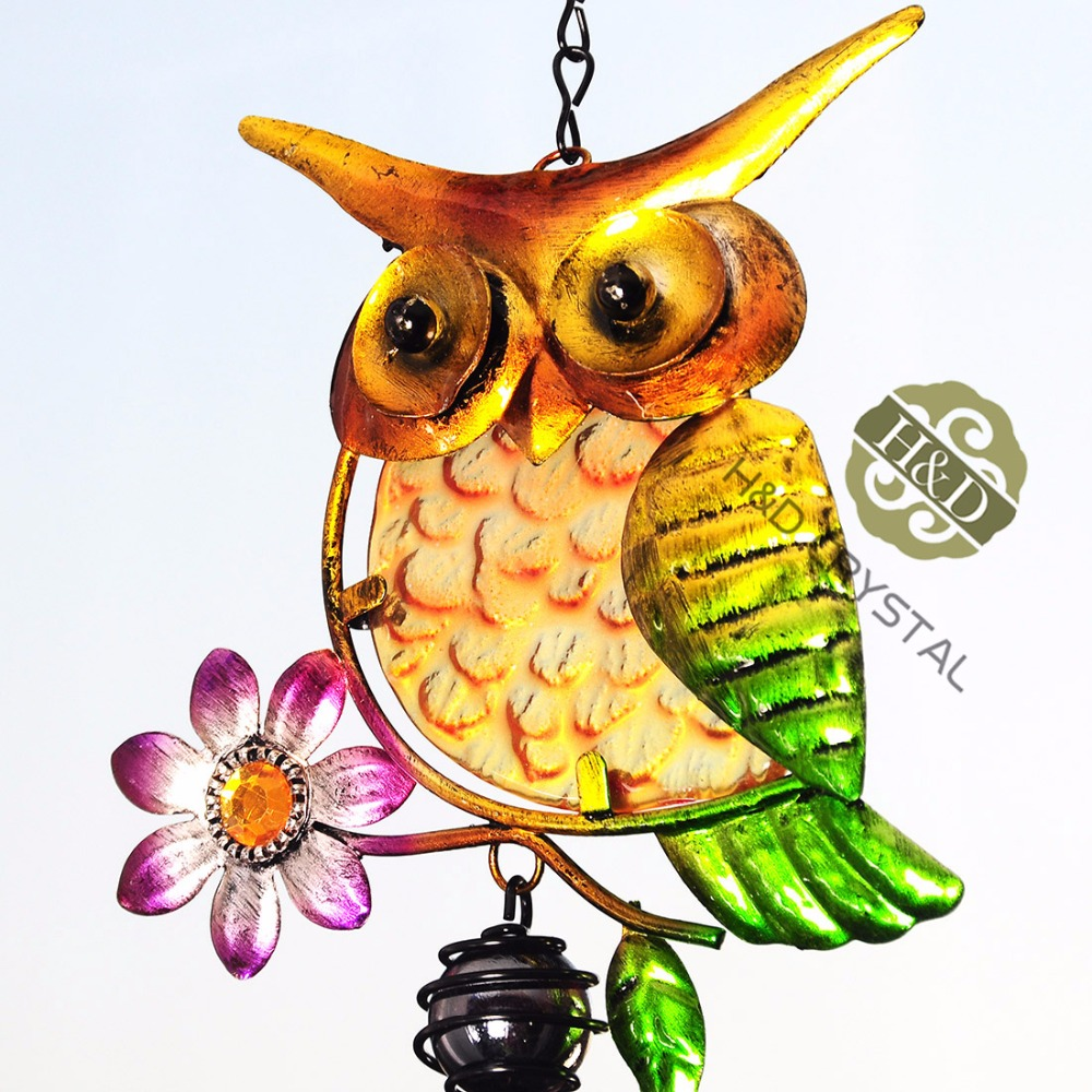 Magnificent Owl Wall Decoration Ornament - Wall Art Collections ...