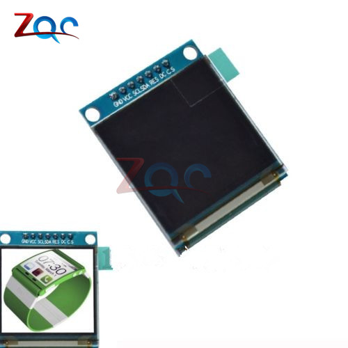 <font><b>1.5</b></font> <font><b>Inch</b></font> 128x128 SPI <font><b>OLED</b></font> LCD Display Full Color <font><b>Oled</b></font> Module Driver IC SSD135 for Arduino image