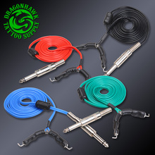 1 Pcs Tattoo Clip Cord For Tattoo Machine Foot Pedal Tattoo Accessories 4 Color For Choose