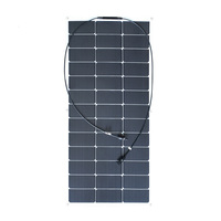 Xingpugaung 19.5V 100w solar panel flexible Day 4 solar cell 12v system DIY kit RV car Home powered painel solar panels cells