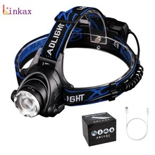 Led Headlamp Lantern XML L2 5000LM Head Lamp Flashlight Torch T6 Headlight Lanterna Headlamps Flashlights use 18650 Battery boruit powerful xml t6 led rechargeable headlamp headlight lanterna flashlight headlamps 18650 battery headlight for motorcycle