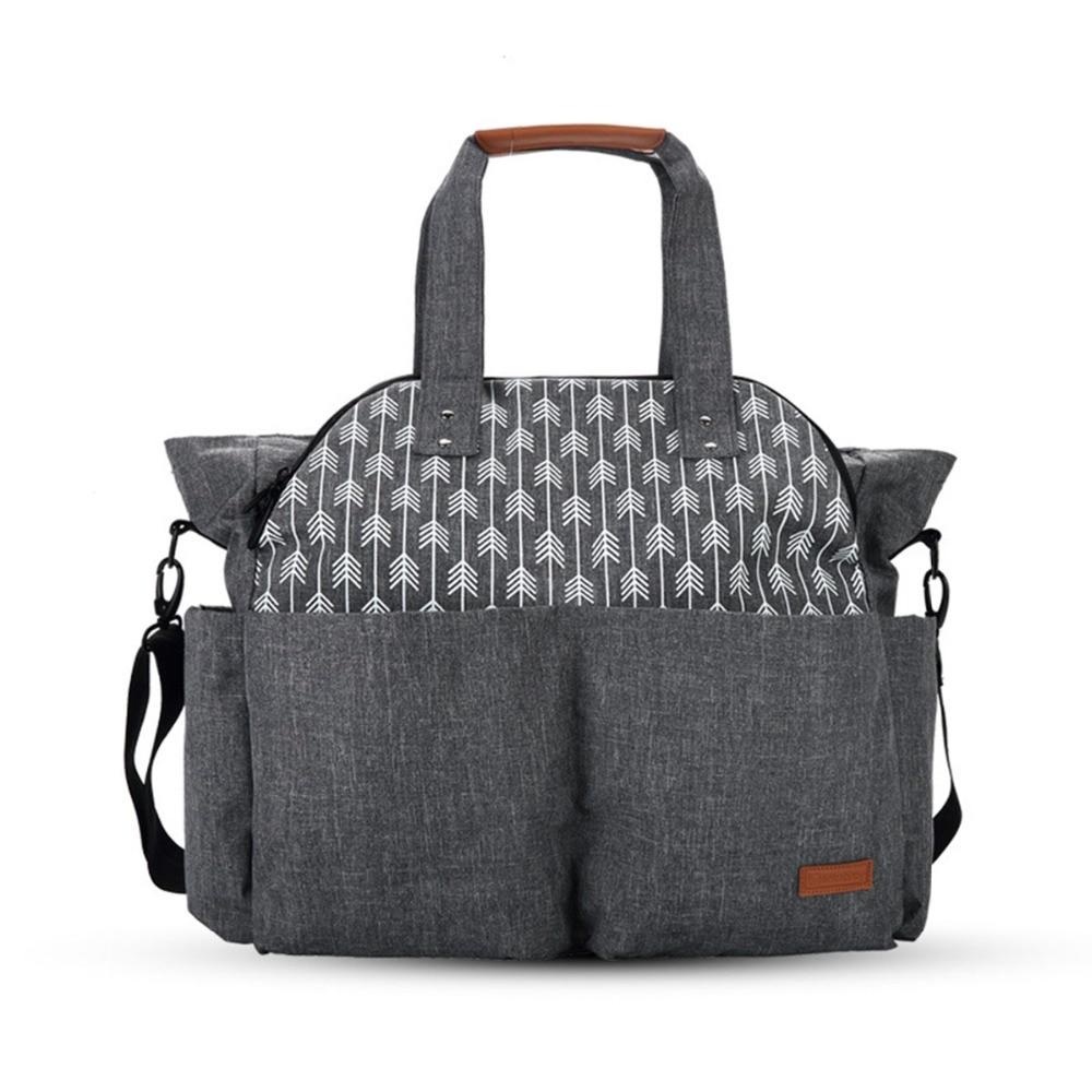 Sacs à couches infantile poussette soins sacs à main femmes maman momie landau grande capacité chariot nappy mère voyage sac à dos bébé enfants