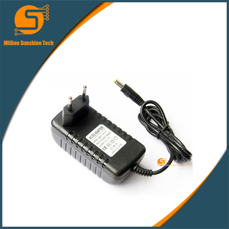 1pcs 5V 2A AC/DC Power Adapter EU/AU/UK/US Plug Charger ...