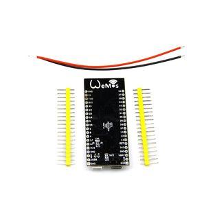 Image 2 - פרו ESP32 WIFI & bluetooth לוח 4 mb פלאש שבב borad עם קו