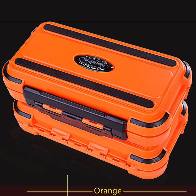 Compartments Fishing Tackle Accessories Box.