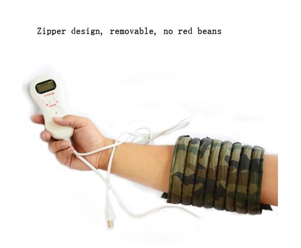 Adattabile Riscaldatore Sacchetto Impacco Caldo Sacchetto Di Imballaggio 9 Gear A Raggi Infrarossi In Fibra Di Carbonio Avvolto Caldo Elettrotermica Punto Iniziale Corrispondenza A Colori