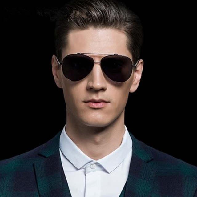 6ac29696419d1 Design da marca Grau Piloto Óculos De Sol Das Mulheres Dos Homens óculos de  Sol Espelho ...