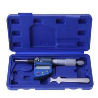 Digital Micrometer 0 25mm 0.001 mm Metric/Inch Electronic Outside Micrometro Carbide Tip Digital Gauge Measuring Tool
