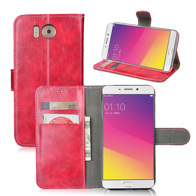 J&R Case For Prestigio Grace R7 PSP7501Duo 7501 DUO Luxury Wallet Flip Leather Protective Cover Phone Cases With Card Holder