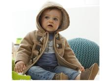 Free shipping baby Boys Children outerwear coat fashion kids jackets for Boy girls Winter jacket Warm hooded children clothing