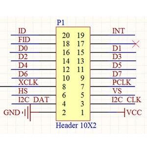 Image 3 - TVP5150 وحدة FPGA SDRAM PAL فيديو فك التناظرية AV المدخلات كاميرا VGA عرض L67