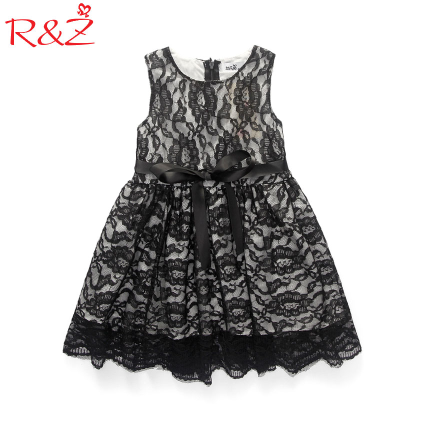 2017 Summer New Style Children clothes girls beautiful Lace Dress Quality Baby Girls Dress Teenager Kids Dress For age 3-10 2017 new arrival girls lace princess dress new summer brand baby girls party dress kids clothes cotton children age 5 14t