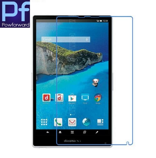 US $3 97 |For Docomo SHARP AQUOS PAD SH 06F 7 0 inch 2pcs/lot Screen  Protector Film Anti Fingerprint Protective Film-in Tablet Screen Protectors  from