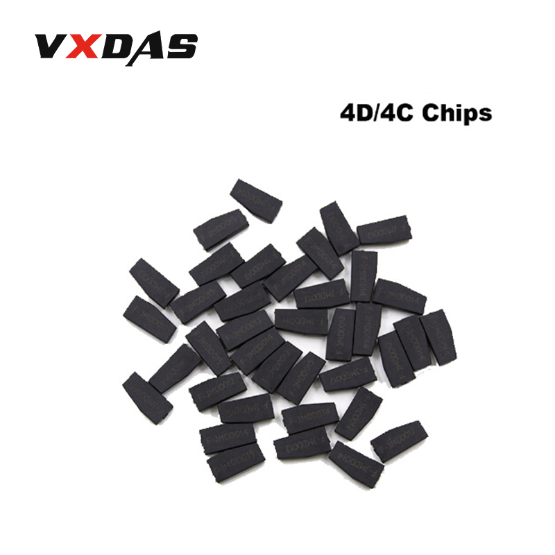 4D/4C Chip For CBAY Handy Baby Car Key Copy JMD Handy Baby Auto Key Programmer 4D 4C Chip 10pcs/lot Free Post  10pcs lot ys31 cn5 g chip used for mini cn900 and nd900 key copy machine free shipping