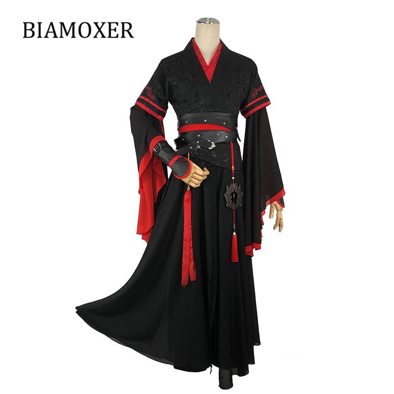 Çin Wuxian Son giyim 2