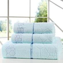 где купить LREA Brand Towel set (bathtowelx1 + facetowel x2) 100% cotton terry cloth  bath towel handtowel по лучшей цене