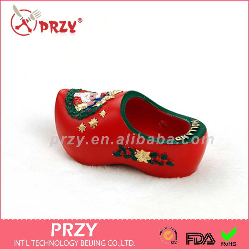 Cake Molds Przy Przy Silicone Mold 3d Creative Christmas Tree Ornaments Hanging Holiday Ornaments Birthday Gift Dutch Wooden Shoes Molds