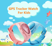 A6 GPS Tracker Watch for Kids Children Smart Watch with SOS button GSM phone support Android&IOS Anti Lost
