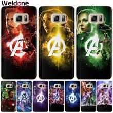 Avengers4: Endgame Phone Cases For Samsung S10 Lite S9 S8 Plus S7 S6 Edge G530 J310 J330 J510 J530 J2prime case cover Etui
