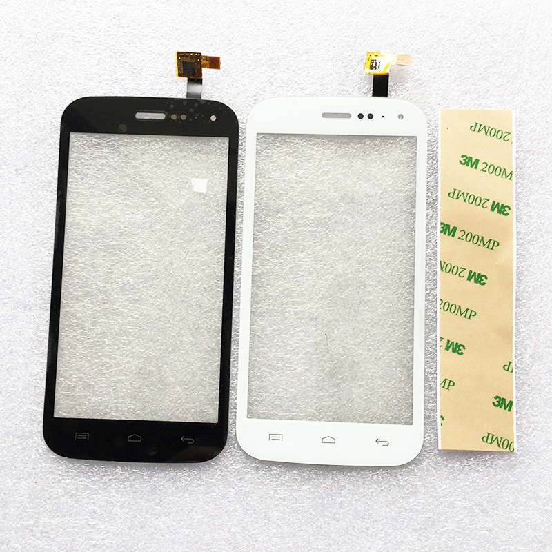 Sensor Touch Panel For Explay A500 A 500 Touch Screen Digitizer Front Glass Lens Touchscreen Replacement Free Shipping