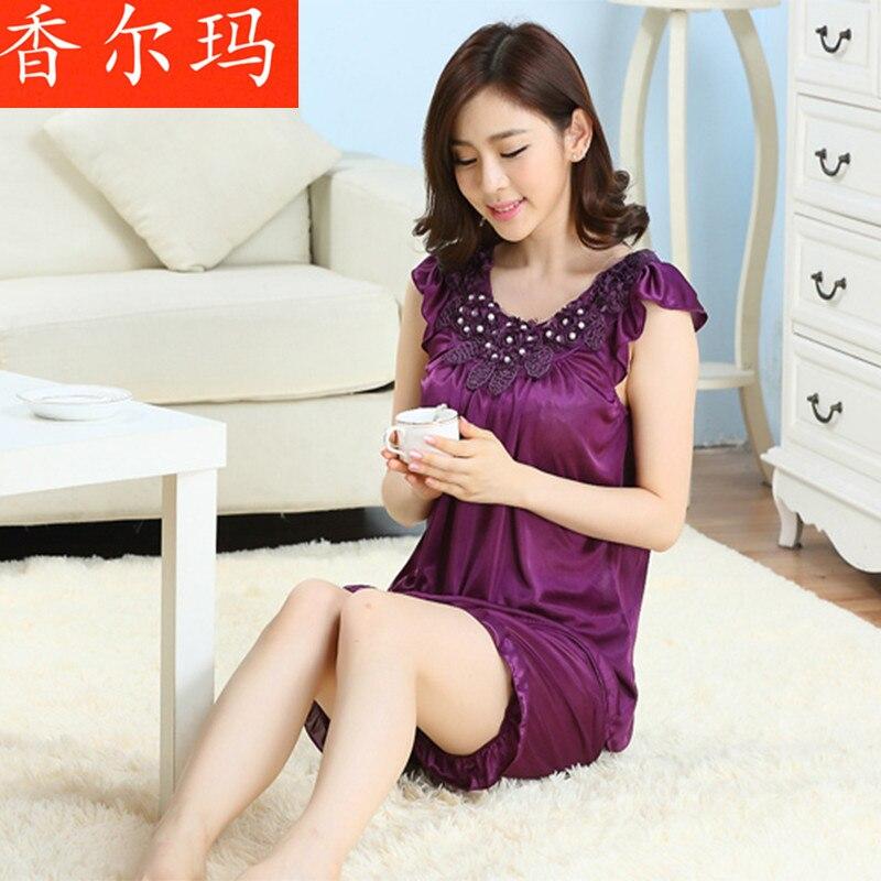 Online Get Cheap Satin Silk Pajamas -Aliexpress.com | Alibaba Group
