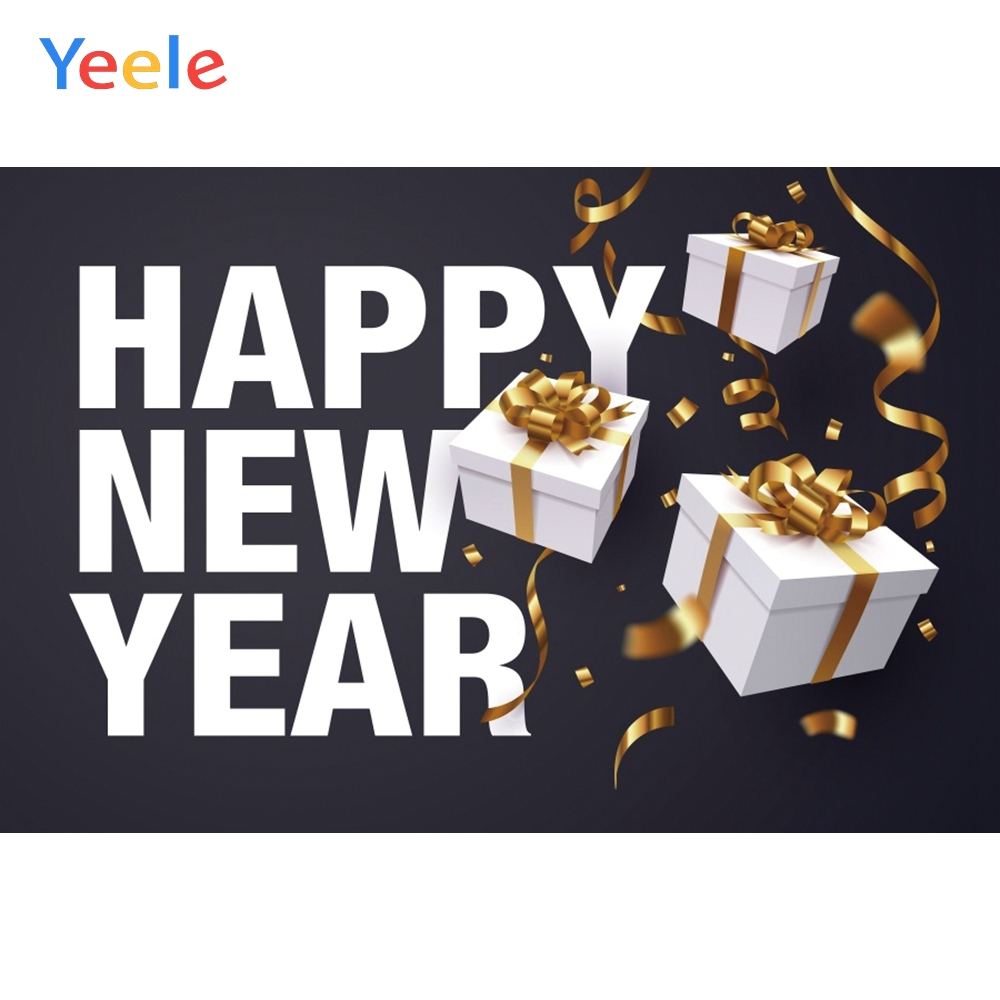 Yeele New Year Family Party Gifts Ins Simple Style Photography Backdrops Personalized Photographic Backgrounds For Photo Studio