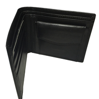 Man Wallet Brand Men Cowhide M .B Wallet With Coin Purse Apparel Sewing Fabric Genuine Leather