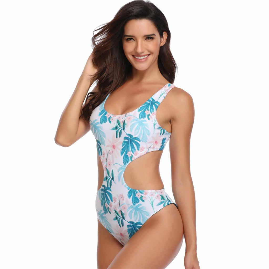 ثوب سباحة مثير 2019 النساء ملابس السباحة الرياضة السباحة ملابس السباحة بدلة غطس قطعة المياه تصفح السباحة مثير 25