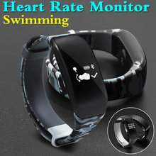 New Waterproof Swim Bluetooth Smart Watch Clock Heart Rate Monitor Pedometer Smartwatch Fitness Watch For Android