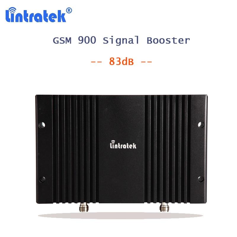 Lintratek GSM Repeater 900 83dB Celular Signal Amplifier Great Power Booster Gsm 900 Repetidor Gsm MGC Ukraine Russian Spain S34