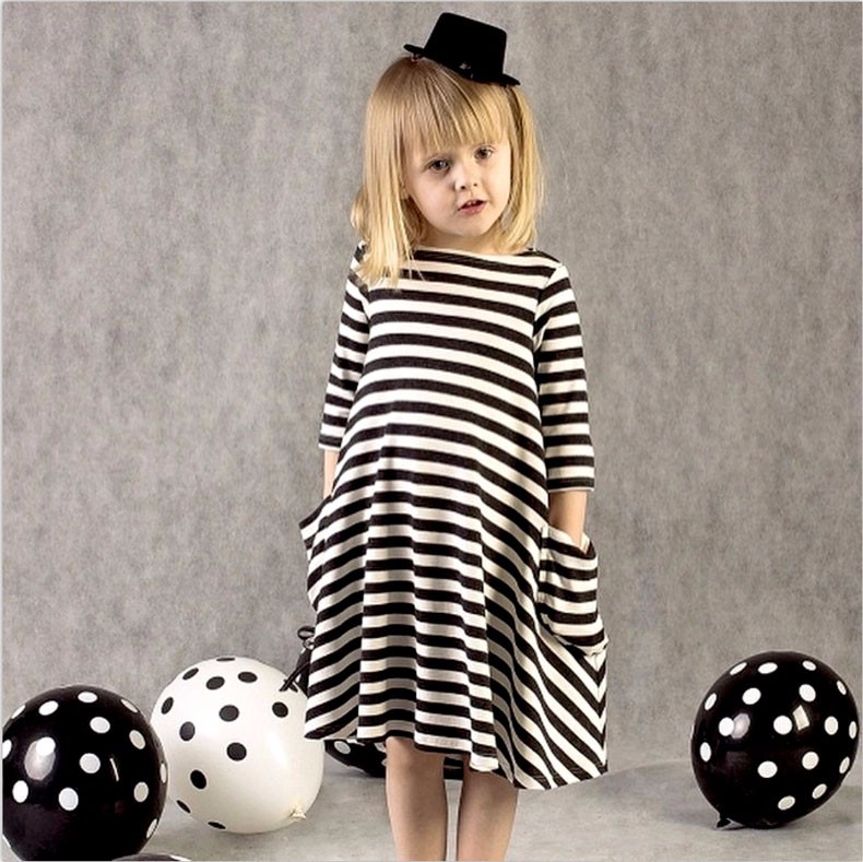 HTB11ymlLXXXXXckaXXXq6xXFXXX9 Mommy and me family matching mother daughter dresses clothes striped mom dress kids child outfits mum big sister baby girl