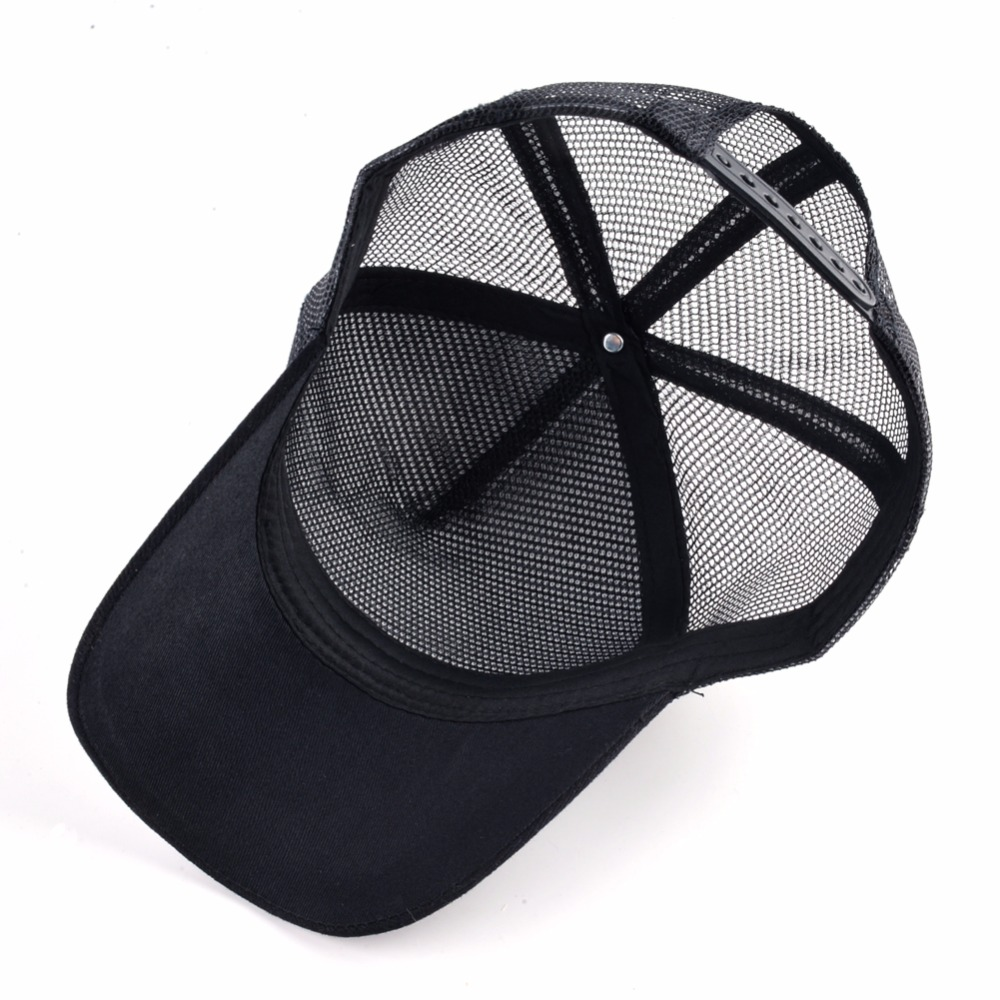 8 Kinds of embroidery animal Baseball Caps men Breathable Mesh Snapback caps Unisex sun hat for women bone Casquette Hip Hop cap 4
