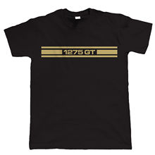 1275 GT Stripes Mens Classic Mini T Shirt - Clubman A-Series Funny Tops Tee New Unisex High Quality Casual  free shipping