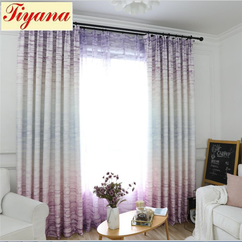 Living Rooms On Sale: Coffee Screening Window Blackout Curtains Cloth Voile