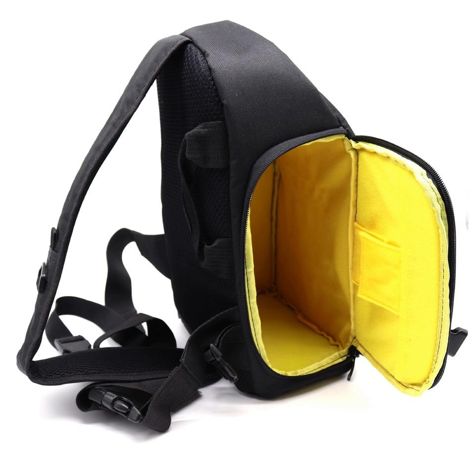 Camera Bag Case for Nikon D3400 D3300 D3200 D3100 D3000 D7200 D7100 D7000 D5500 D5200 D5100