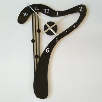 Nuevo Producto, reloj de pared grande con espejo acrílico 3d, decoración moderna para el hogar, sala de estar, reloj de pared con pegatina, reloj de aguja de cuarzo