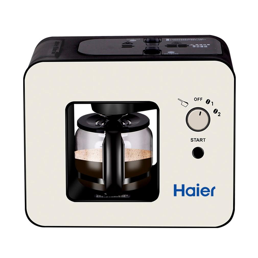 SKL W003 Design moderne 4 tasses cafetière électrique protection contre la surchauffe Cappucina Mocca cafetière Machine - 6