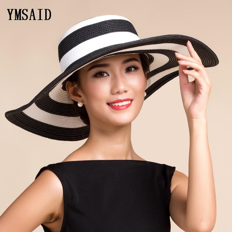 Смугасті літні капелюхи для сонця для - Аксесуари для одягу