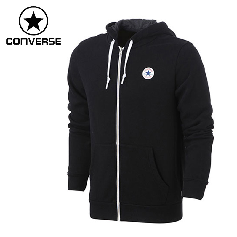 Original New Arrival 2017 Converse Men's Jacket Hooded Sportswear цены онлайн