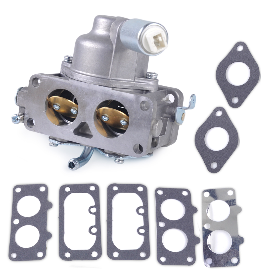купить LETAOSK New Carburetor Replaces fit for Briggs & Stratton 791230 699709 499804 Manual Choke Accessories по цене 4247.8 рублей