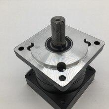 Планетарная коробка передач соотношение 3 4 5 6 8: 1 Nema34 86 мм 3000 об/мин редуктор скорости вал 14 мм углеродистая сталь шестерни для шагового двигателя