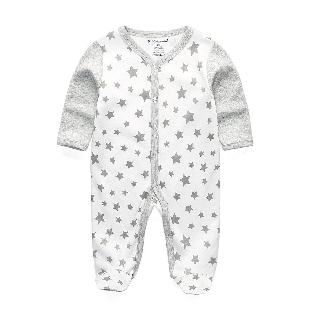 546c74c61cec Dropwow 2018 New Children pajamas baby rompers newborn baby clothes ...