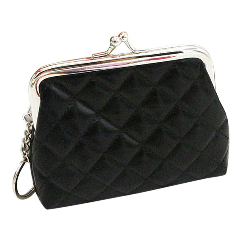 Small Coin Purse Women s Purse Leather Wallet Portfolio Female Pouch Wallet  Card Holder Mini Clutch Money a8041f93b97d2