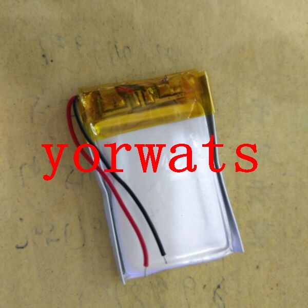 New Hot A Rechargeable Li-ion Cell 3.7V lithium polymer battery <font><b>402540</b></font> 042540 direct sale image