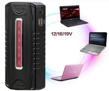12 В 24 В автомобиля Пусковые устройства усилитель Зарядное устройство 23000 мАч батареи Зарядное устройство 800a для портативных ПК игровой автомат SOS светодиодный свет